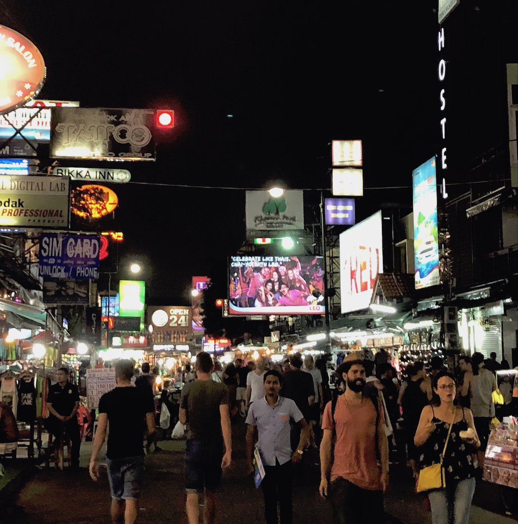Best Night Markets in Bangkok | Ladies What Travel