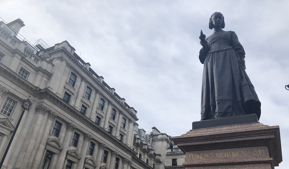 Women of London walking tour | Ladies What Travel