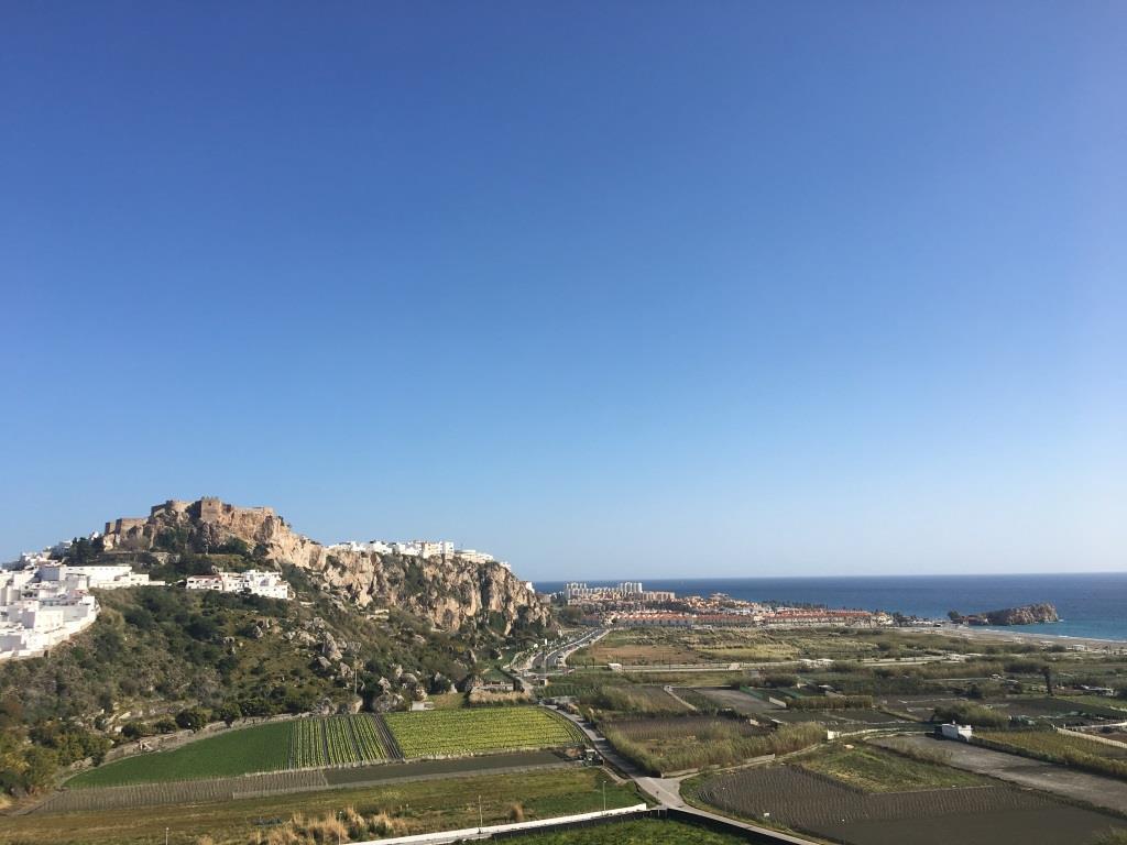 Visit the Castillo de Salobreña