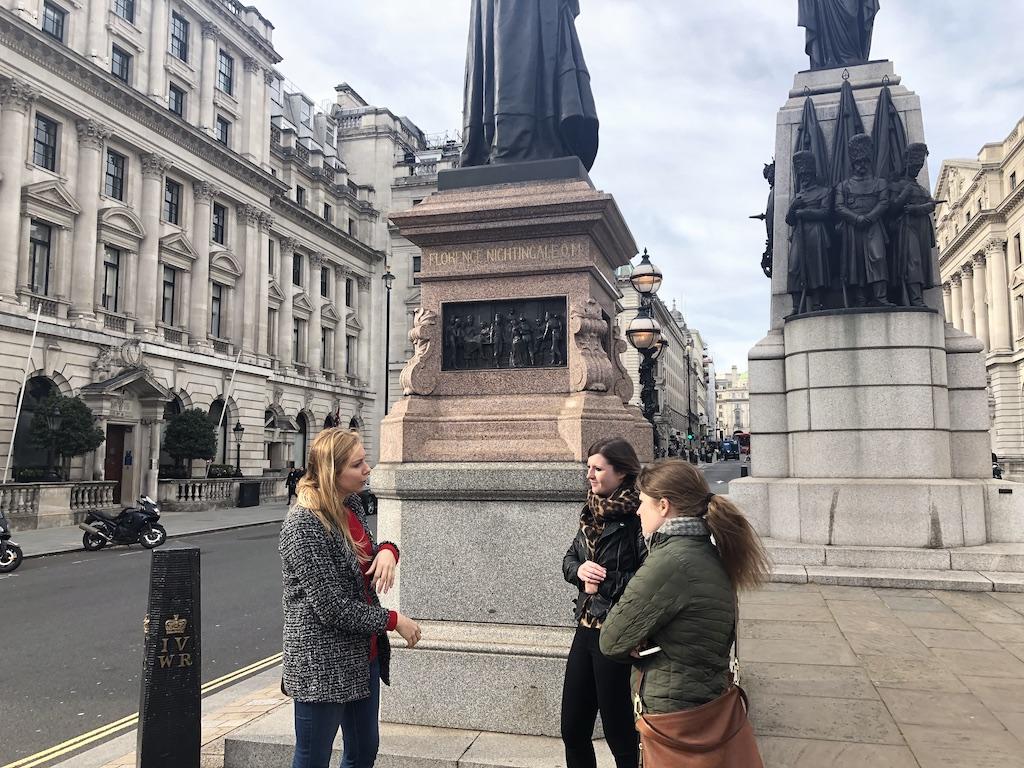 Women of London walking tour | Ladies What Travel