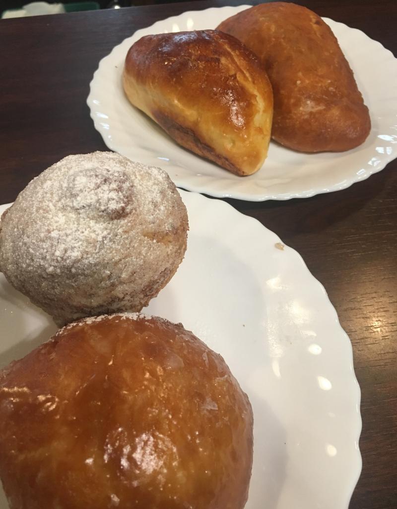 Kaunas - Spurginė doughnuts