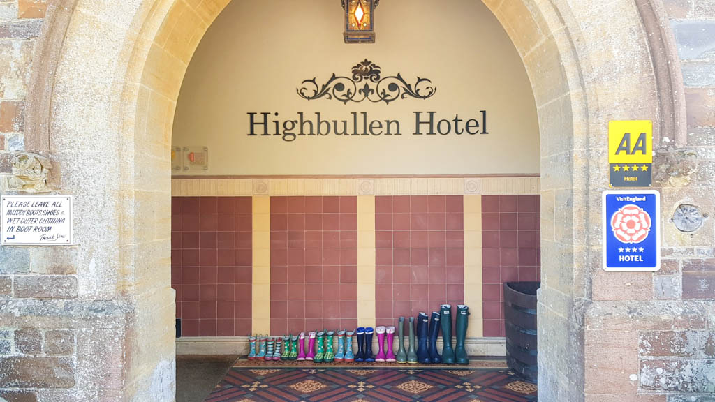 Highbullen Hotel review