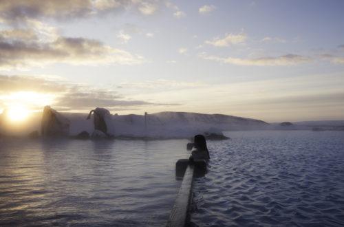 Lake Myvatn Nature Baths North Iceland   Ladies What Travel