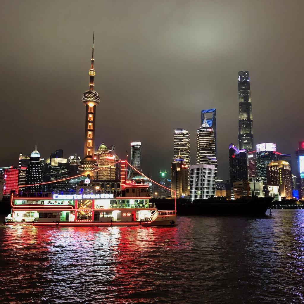 Shanghai hook up bar