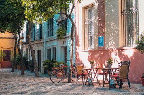Study in Spain - image via unsplash