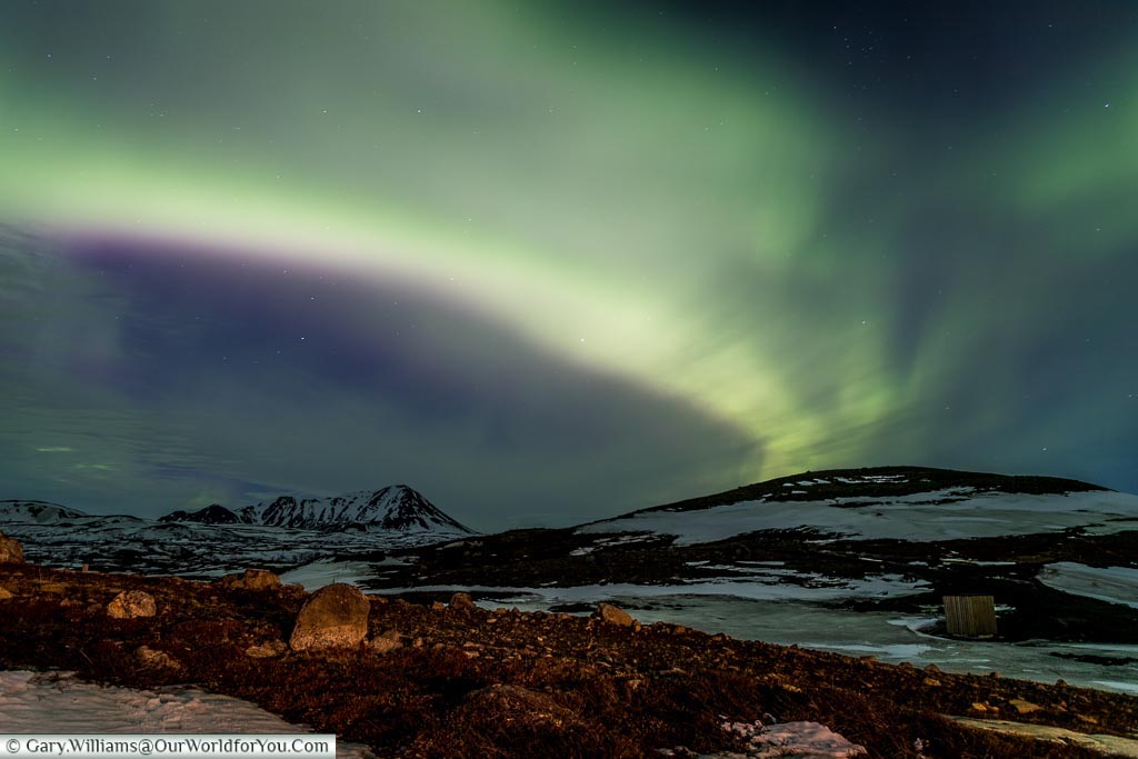 How to Photograph the Northern Lights Image Credit: Our World For You.