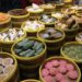 What to eat in shanghai buns at tian zi fang
