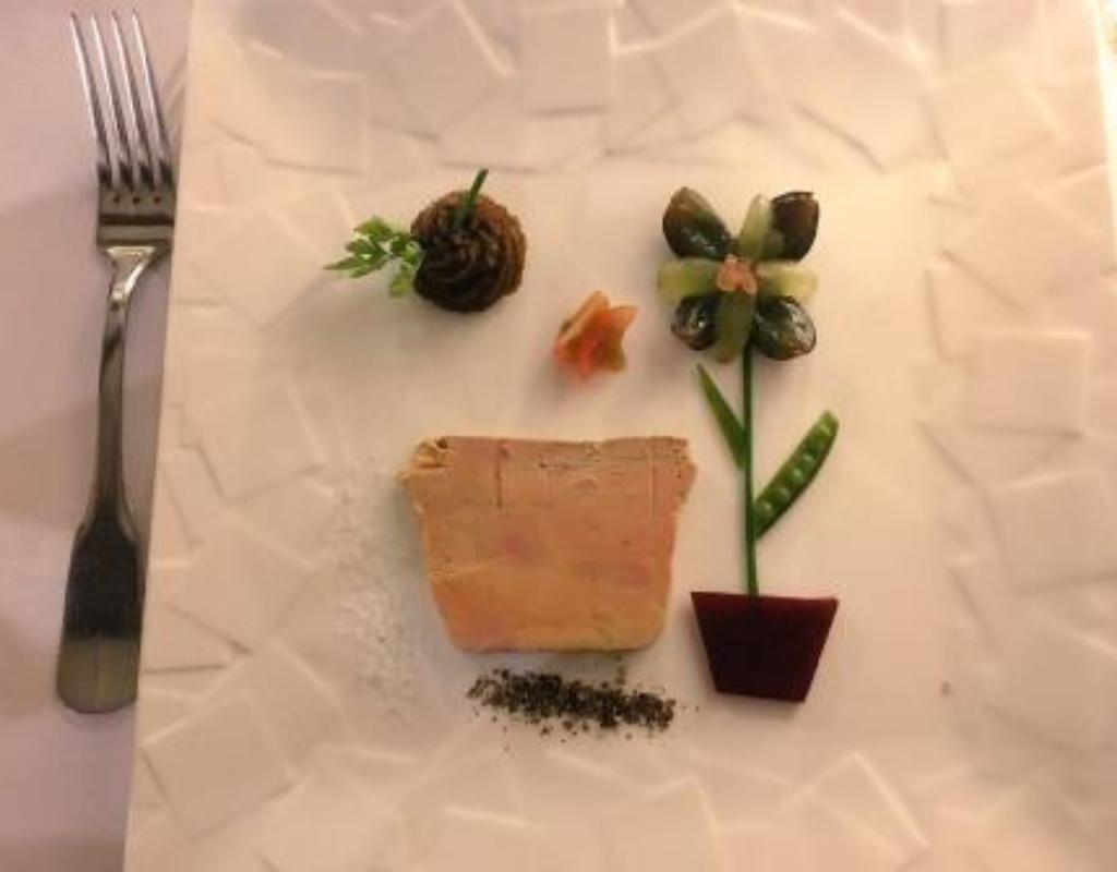 Dinner at Carnac Auberge