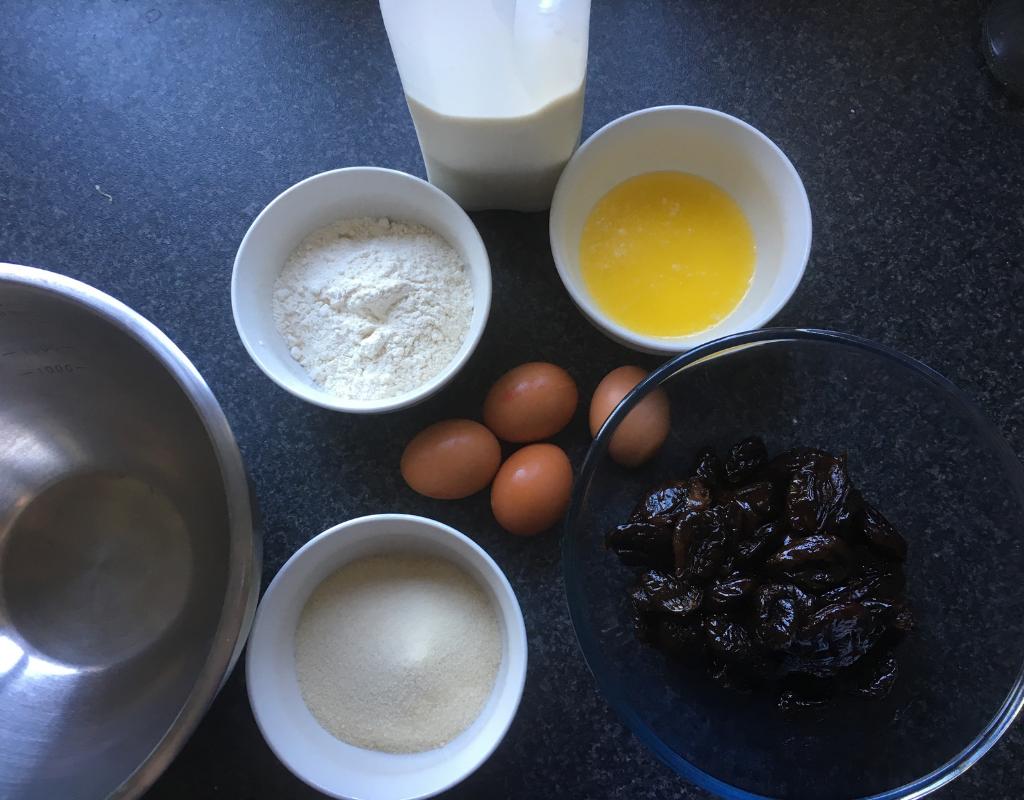 Far Breton ingredients