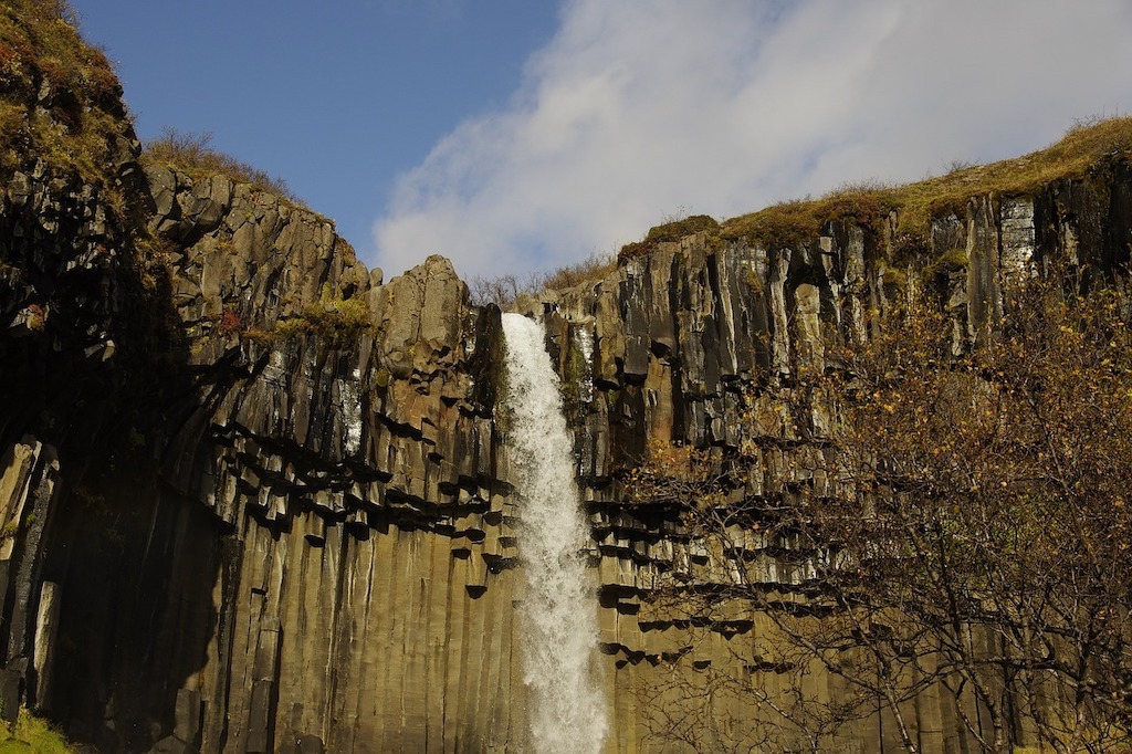 Places to Visit near Akureyri, Northern Iceland svartifoss
