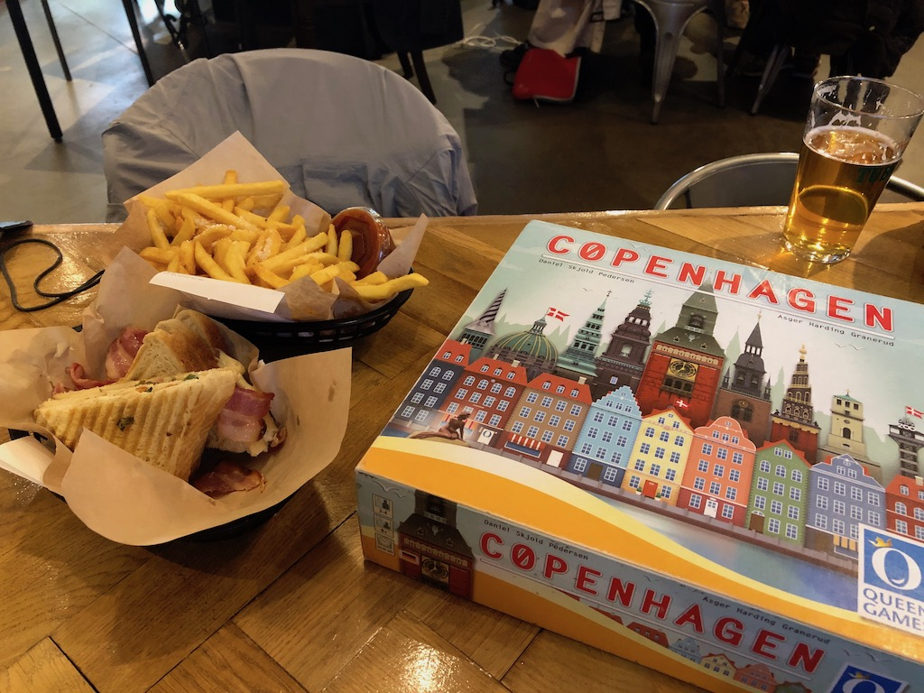 Cheap eats in Copenhagen