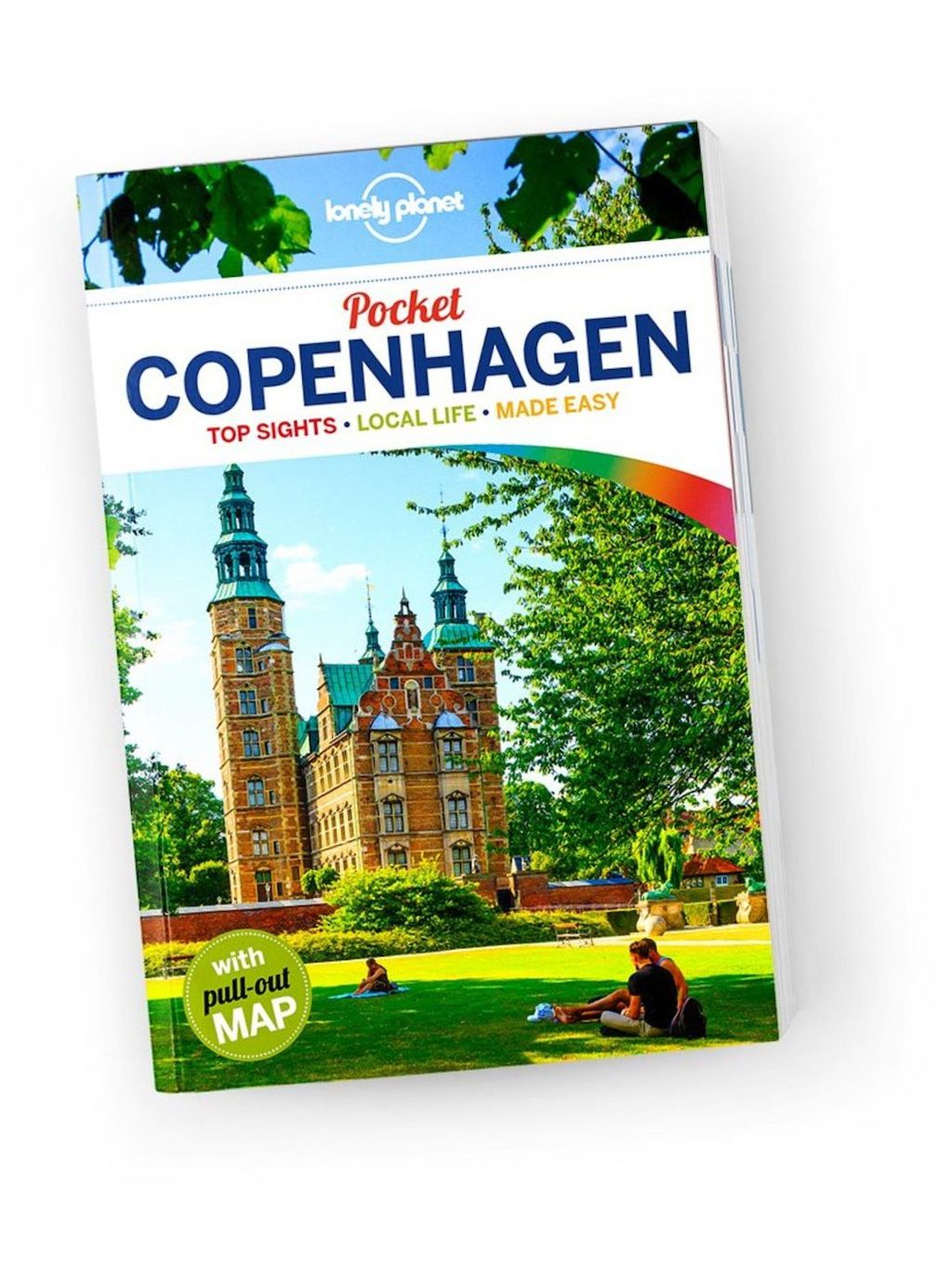 lonely planet pocket copenhagen guide