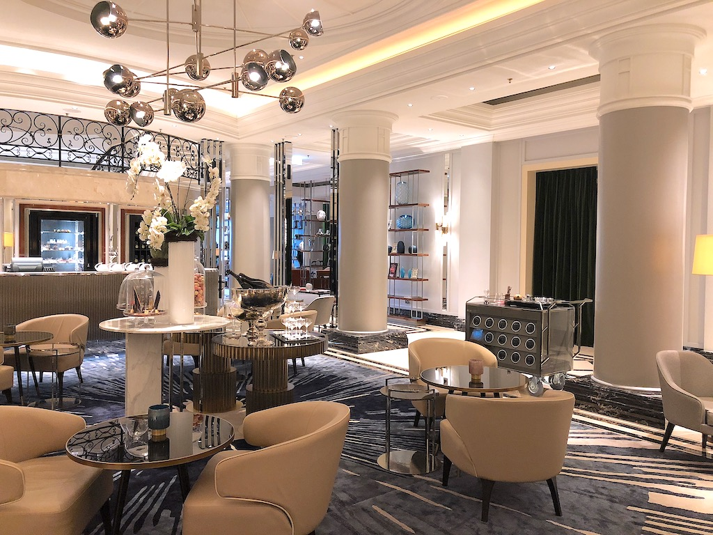 Afternoon Tea at the Ritz Carlton Berlin