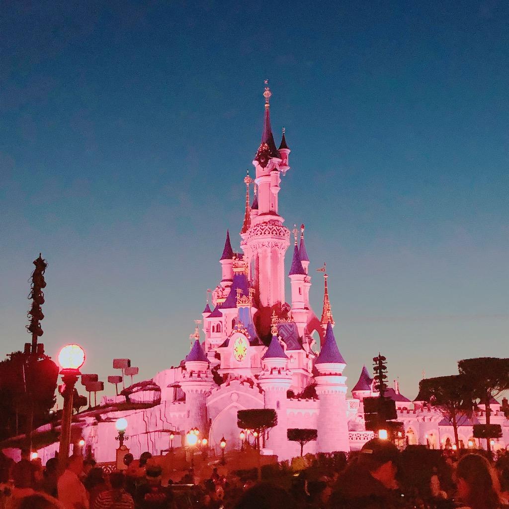 Disneyland Paris Disability Access