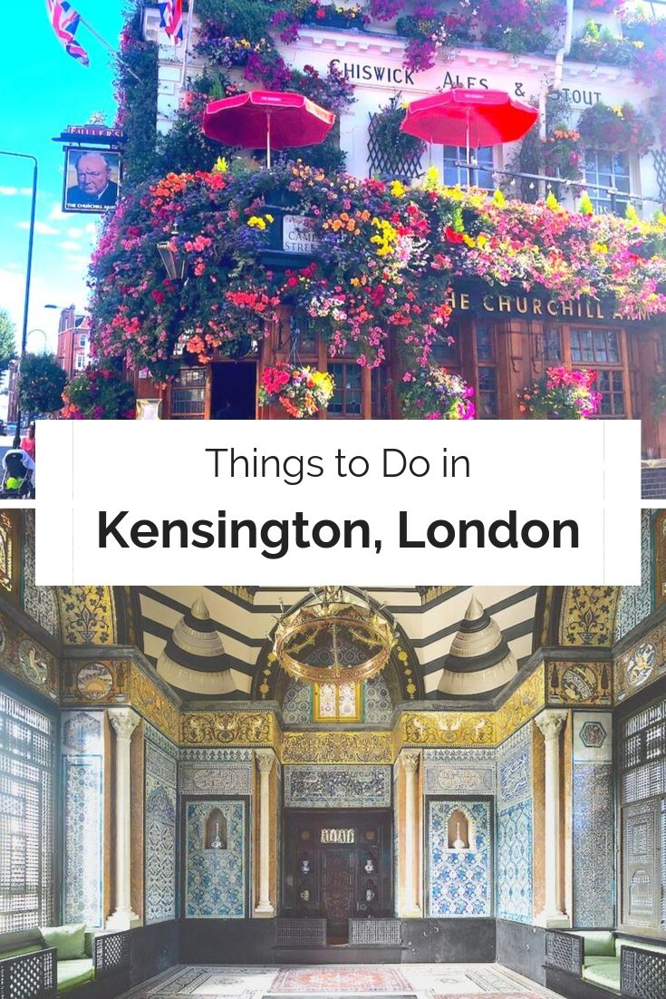 Things to Do in Kensington, London