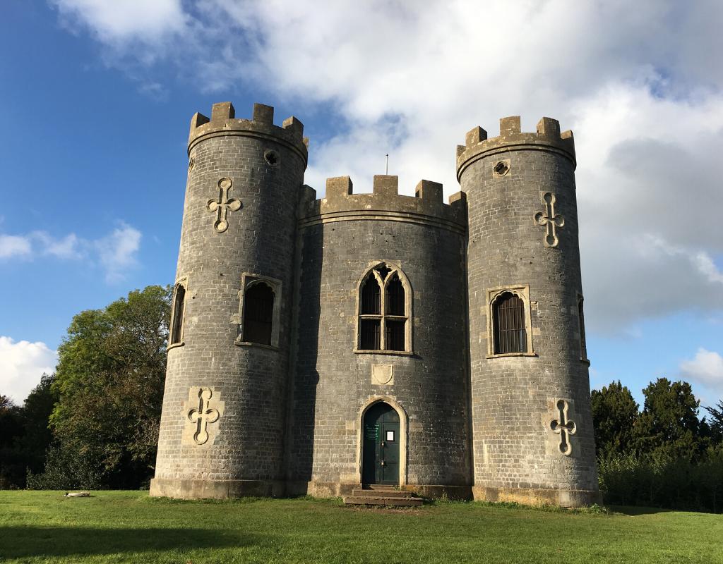 Bristol's Blaise Castle Estate mymicrogap