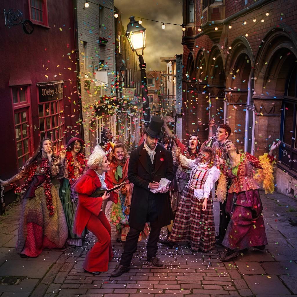 #MerryBristmas Image credit: Bristol Old Vic