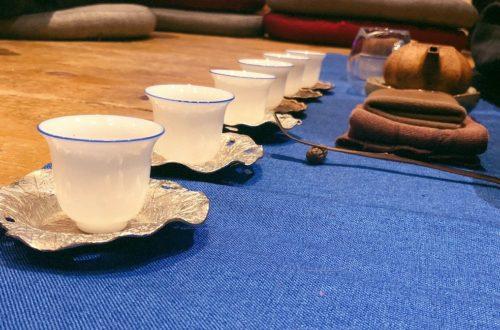 A Chinese Tea Ceremony in Cheltenham - August Moon Tea