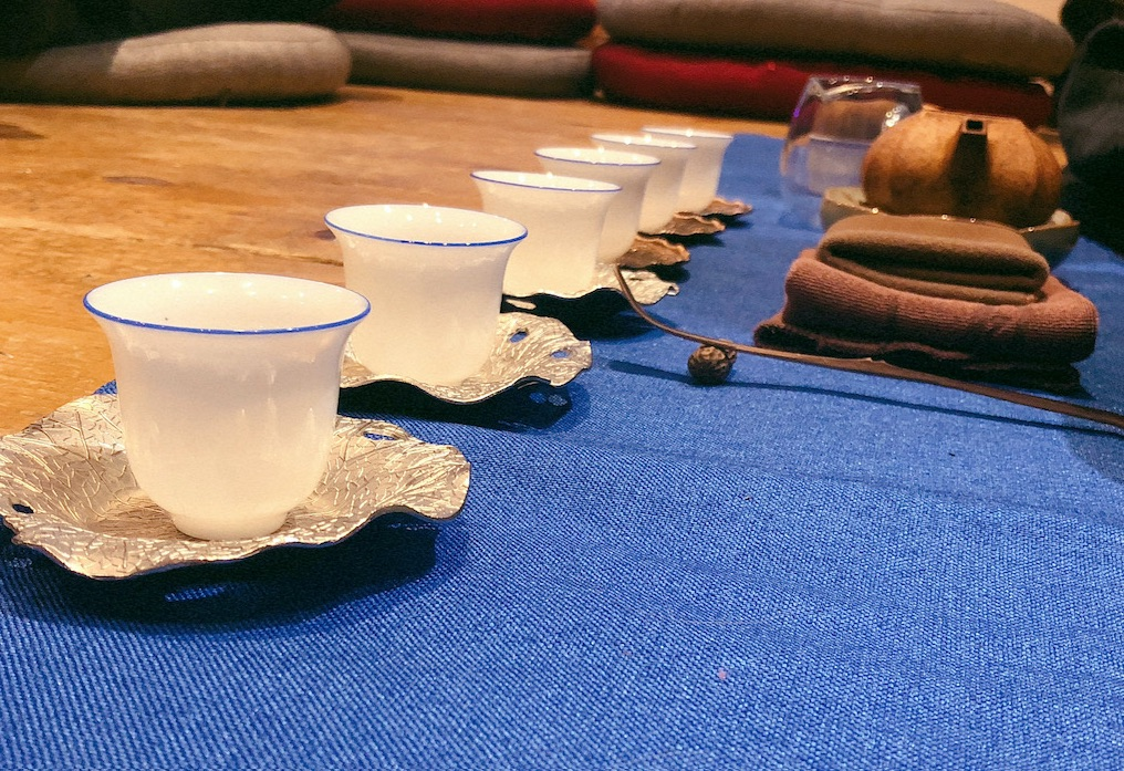 A Chinese Tea Ceremony in Cheltenham - August Moon Tea