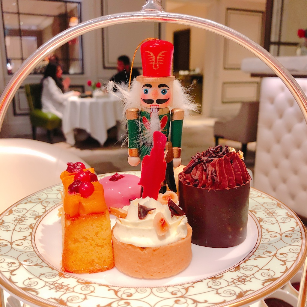 Nutcracker afternoon tea - festive afternoon tea 8