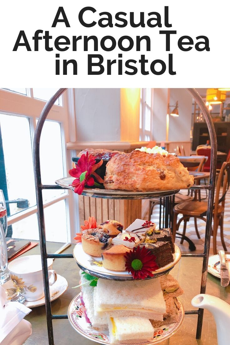 afternoon tea in bristol Keepers Kitchen & Bar