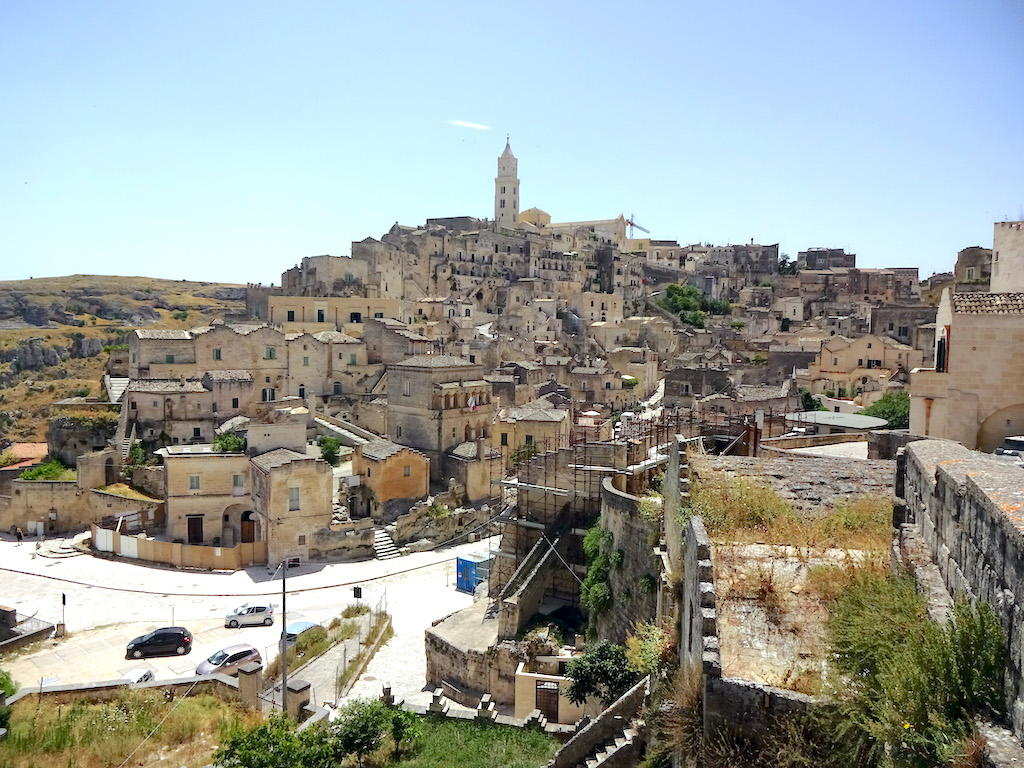 matera Best Places to Visit in Southern Italy