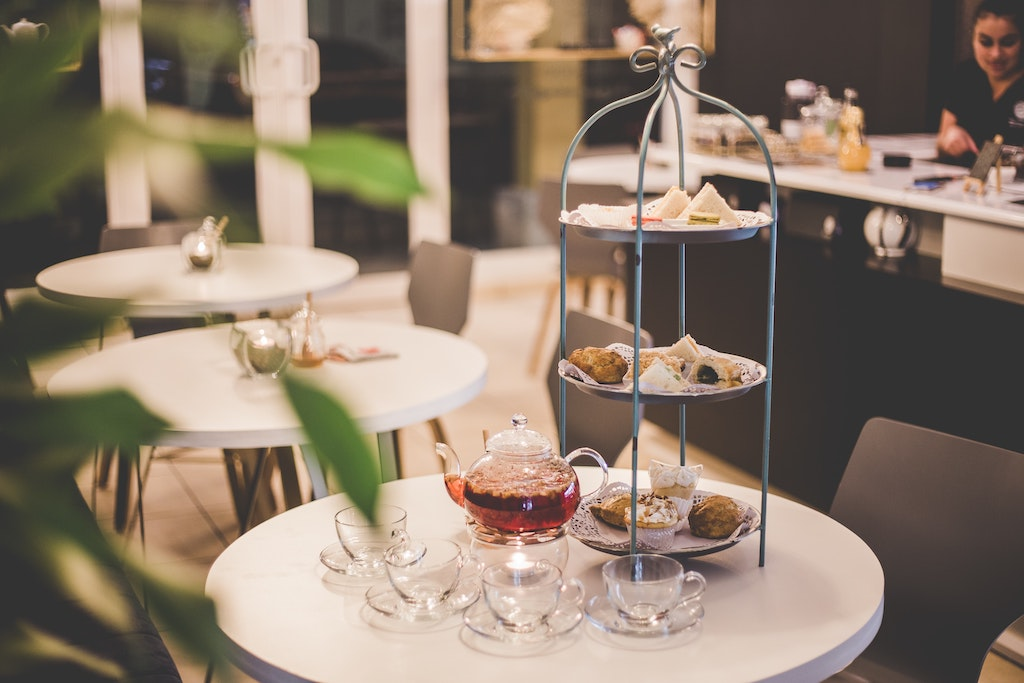 The Great British Guide to Afternoon Tea