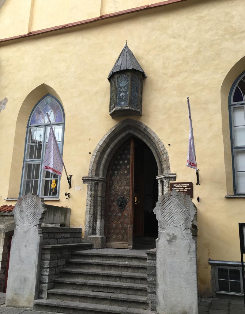 Wandering Tallinn's Old Town