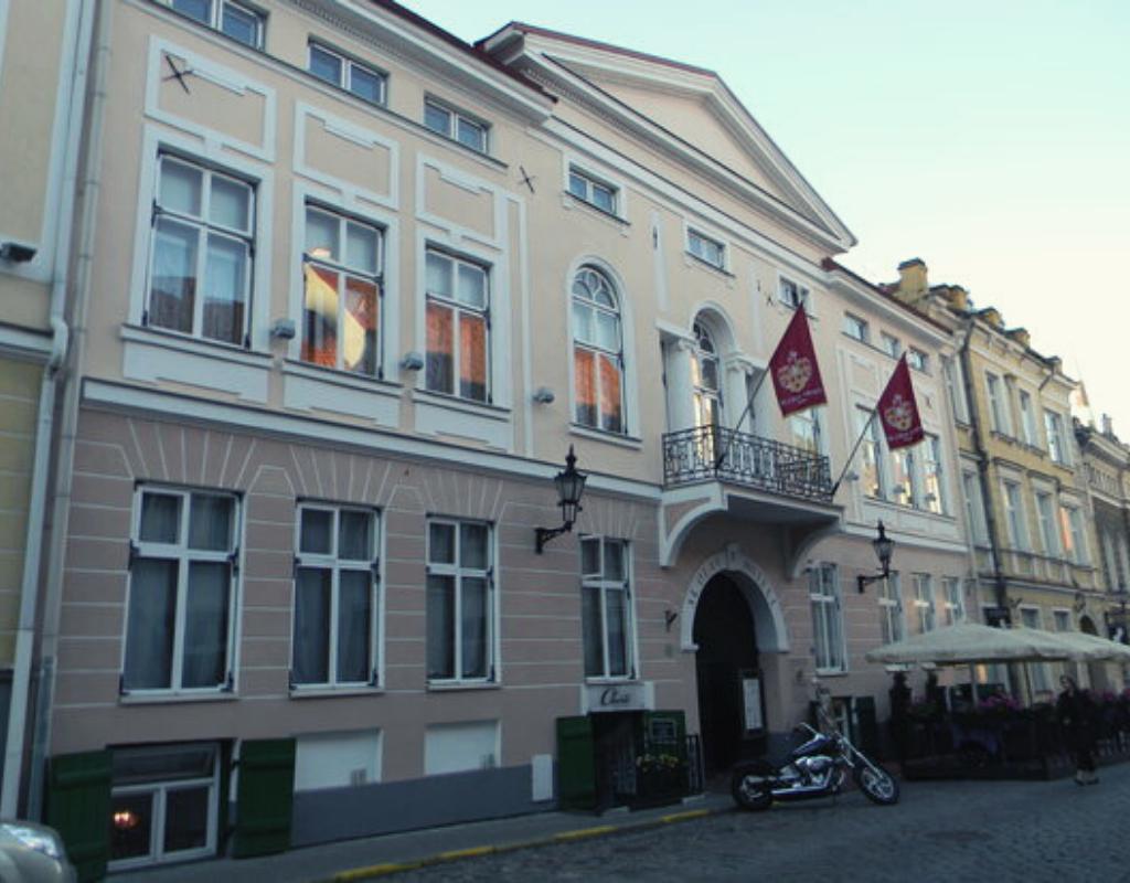 St Olav Hotel Tallinn Estonia
