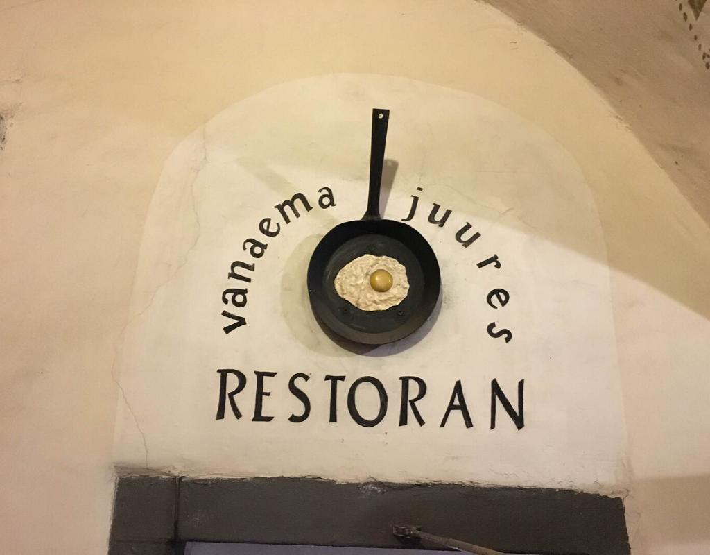 Vanaema Juures Restoran