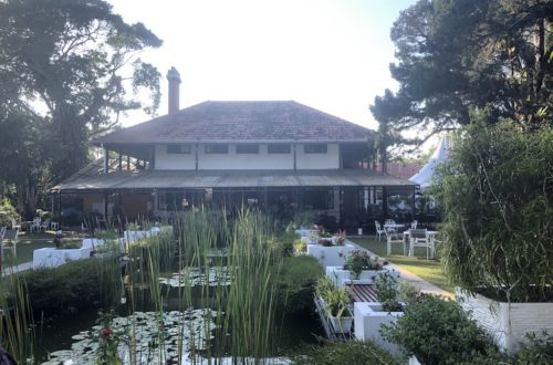 Afternoon Tea at David Brown, Penang Hill
