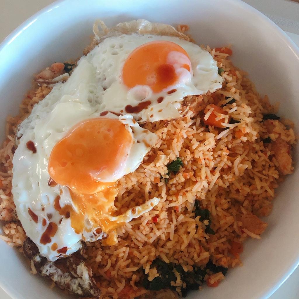 low fodmap nasi goreng recipe