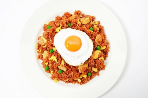 low fodmap nasi goreng recipe