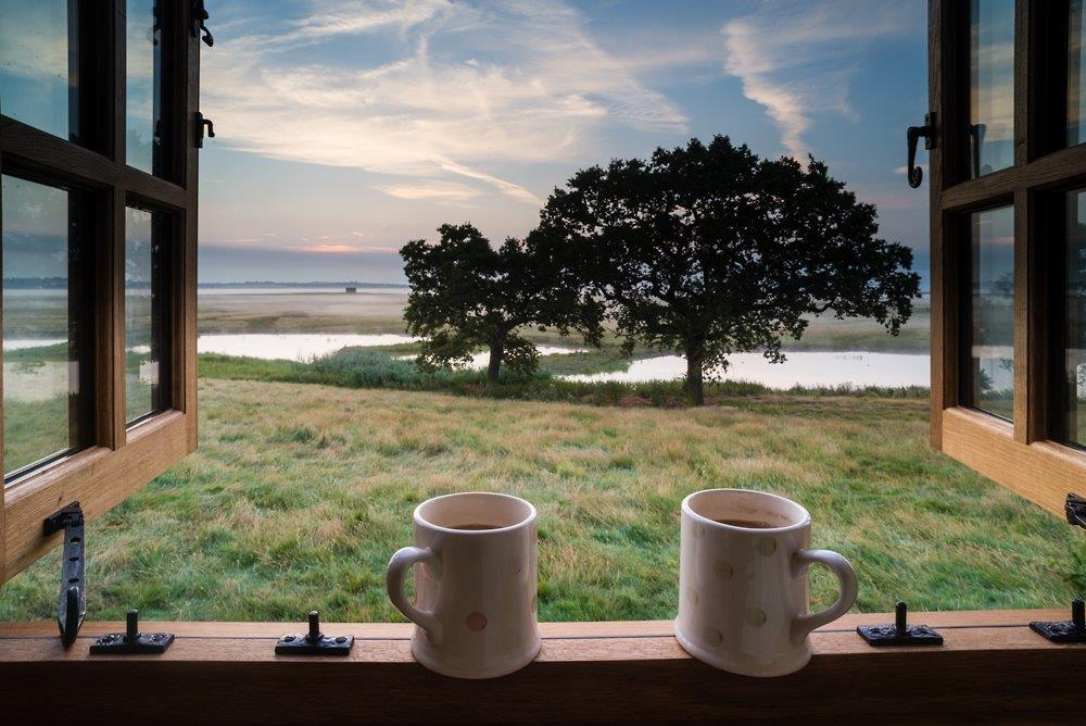 secluded glamping in the UK