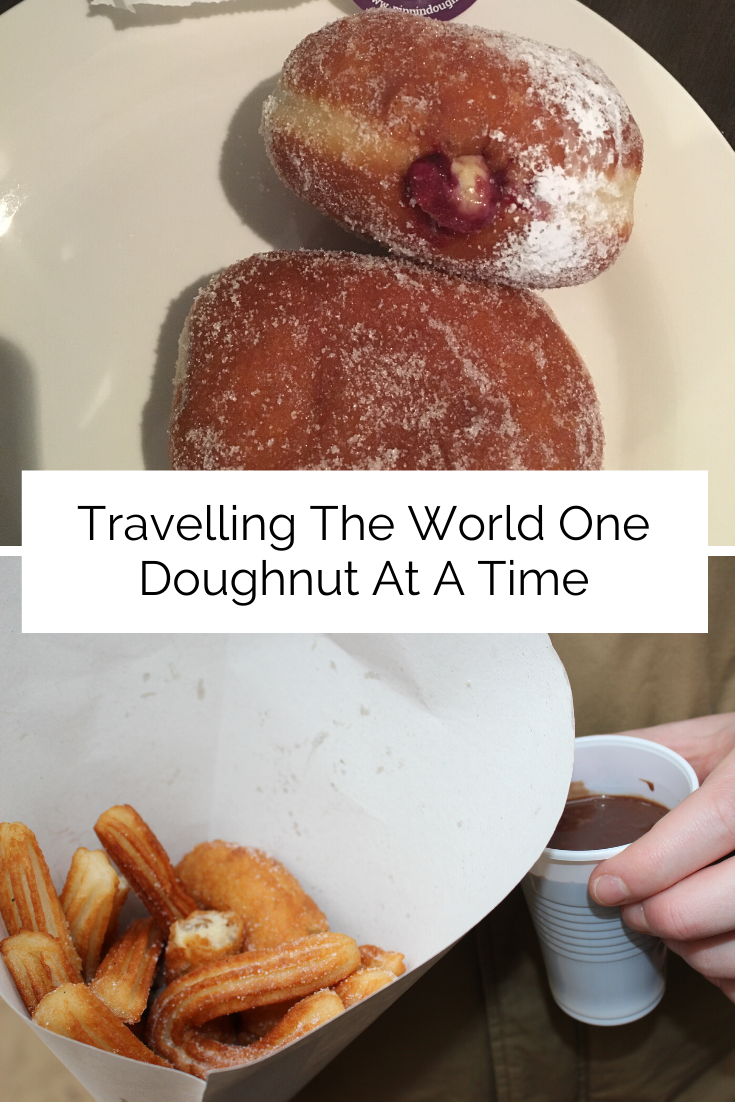 Travelling the world one doughnut at a time