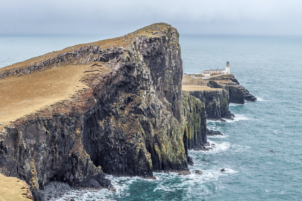Remote UK staycations