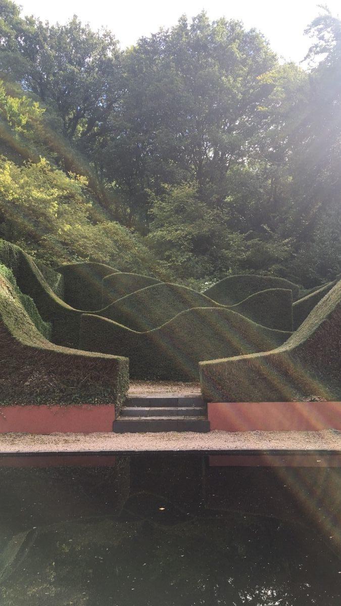 Veddw House Garden, Wales