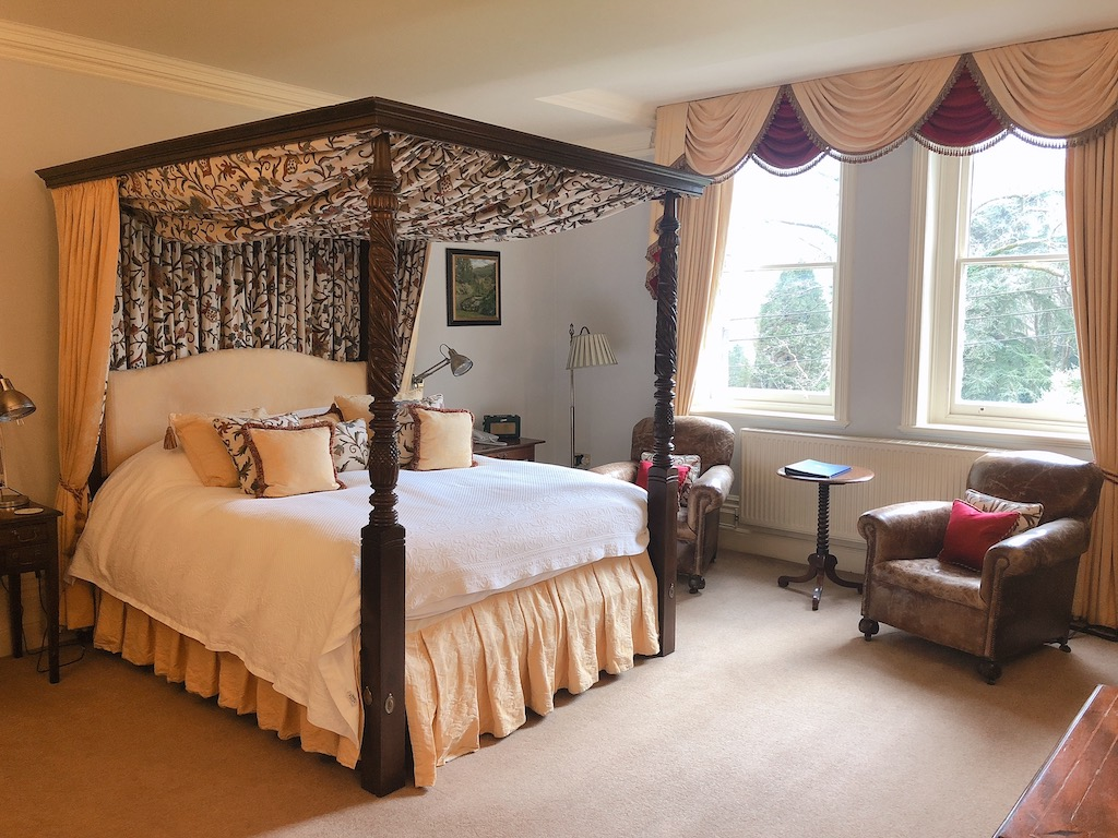 Brecon Beacons Hotels – Gliffaes Country House Hotel