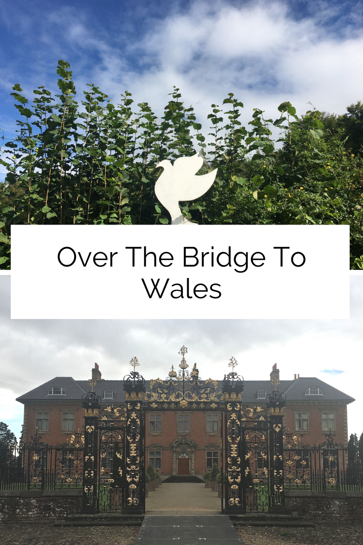Over the Bridge to Wales