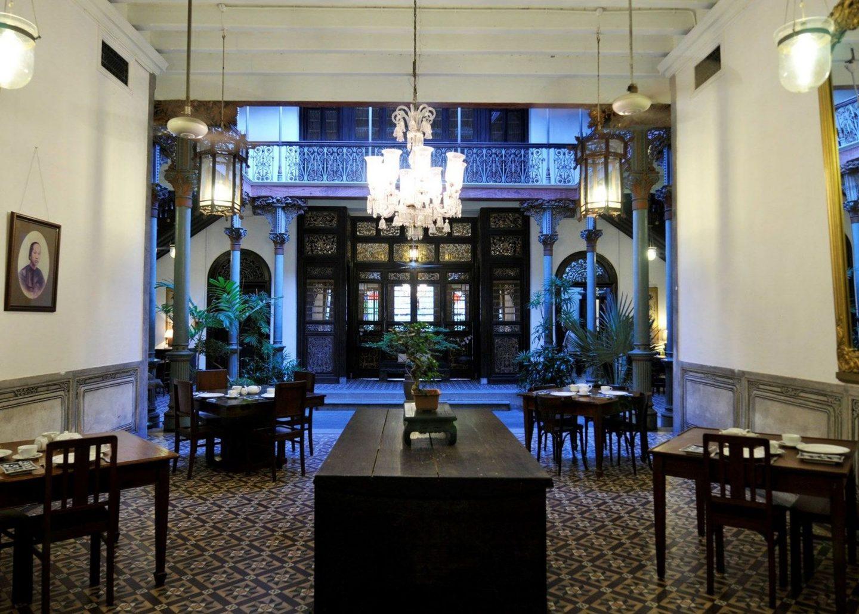 The Blue Mansion, Penang