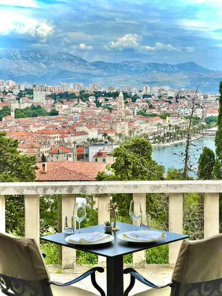 Croatian Restaurants with Jaw-Dropping Views